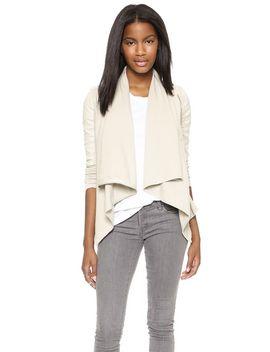 cowl-neck-jacket by blank-denim
