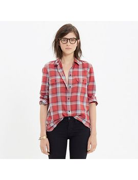 ex-boyfriend-shirt-in-cherry-plaid by madewell