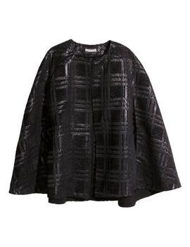 textured-cape by h&m