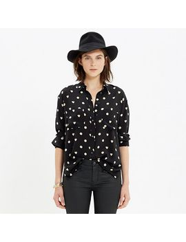 silk-spotlight-shirt-in-hearts-and-dots by madewell