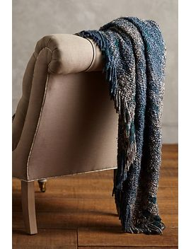 montauk-plaid-throw by anthropologie