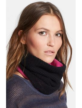 two-tone-cashmere-infinity-scarf by autumn-cashmere