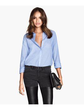 cotton-blouse by h&m