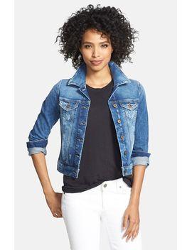 samantha-denim-jacket by mavi-jeans