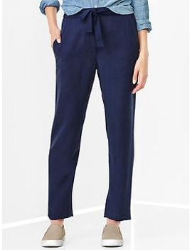 tencel®-track-pants by gap
