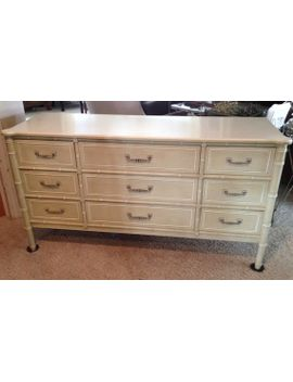 henry-link-faux-bamboo-triple-dresser by caesarshouse