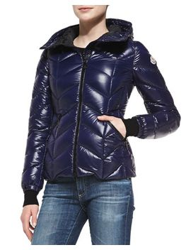 badette-knit-trim-puffer-coat by moncler
