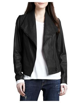 leather-scuba-jacket-_-black by vince