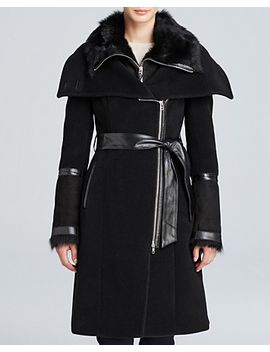 coat---isabel-shearling-trim by mackage