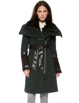 isabel-coat by mackage