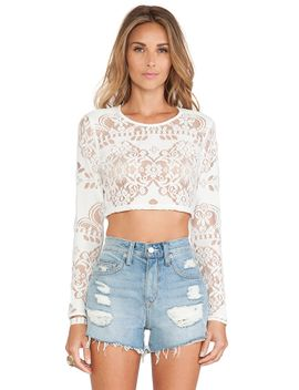 cannon-crop-top by tularosa