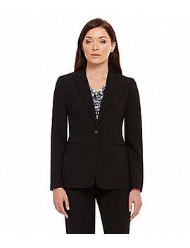calvin-klein-single-button-blazer by generic