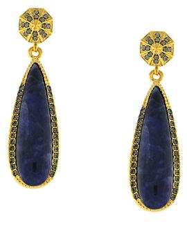 gold-tone-crystal-stone-drop-earrings by lord-and-taylor