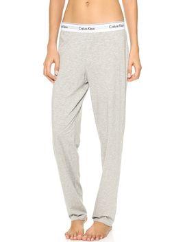 modern-cotton-wide-pants by calvin-klein-underwear