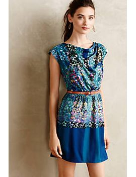 painters-palette-sheath by anthropologie