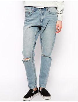 cheap-monday-boyfriend-jean-with-rips by -cheap-monday-