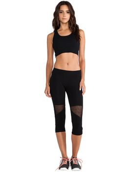 crop-mesh-legging by solow