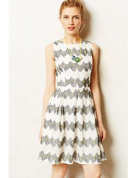 frequence-dress by anthropologie