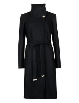 belted-wrap-coat by ted-baker