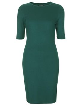 jersey-bodycon-dress by topshop