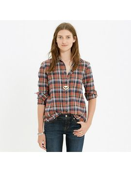 plaid-boyshirt-in-rose-tartan by madewell