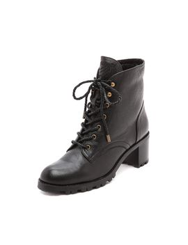 asbury-combat-boots by joie