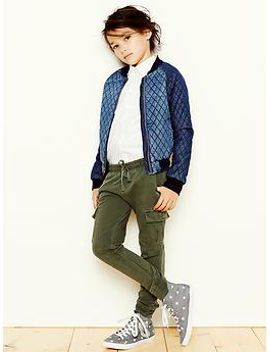 cargo-track-pants by gap