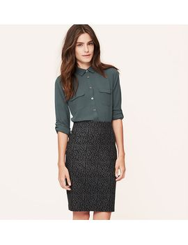 petite-utility-blouse by loft