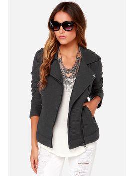 bb-dakota-allesa-grey-sweater-jacket by bb-dakota