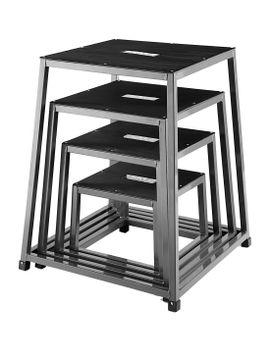 sklz-chrome-plyo-box-set by sklz-chrome