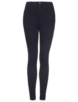 moto-blue-black-wash-joni-jeans by topshop