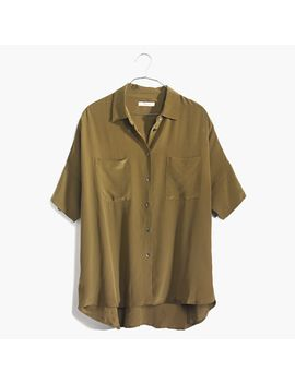 silk-courier-shirt by madewell