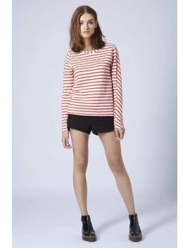 seam-panel-runner-shorts by topshop