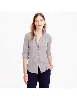 petite-stretch-perfect-shirt-in-classic-stripe by jcrew