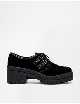 asos-said-and-done-suede-creepers by asos-collection