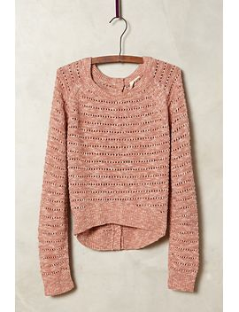pointelle-midi-pullover by moth
