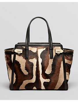 satchel---verve-large-zebra-pony by salvatore-ferragamo