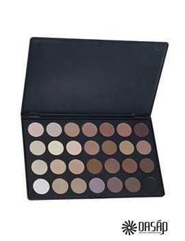 28-earth-colors-eyeshadow-palette by oasap