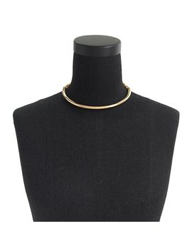 hinged-choker by jcrew