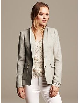 speckled-gray-hacking-jacket by banana-repbulic