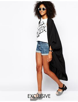 monki-exclusive-drape-kimono-jacket by monki