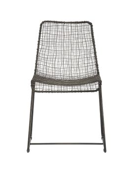 reed-chair by crate&barrel