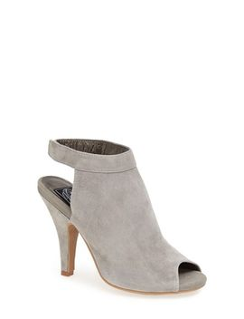 norene-suede-bootie by jeffrey-campbell