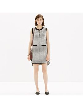 tweedweave-shiftdress by madewell
