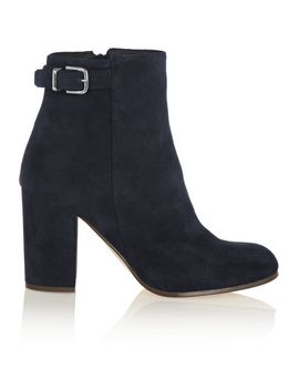 barrett-buckled-suede-ankle-boots by jcrew