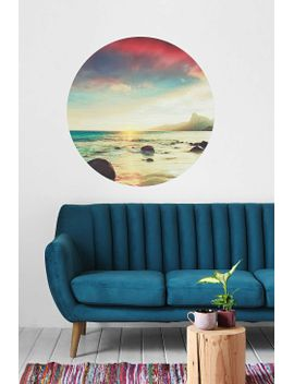 walls-need-love-sunset-beach-wall-decal by walls-need-love