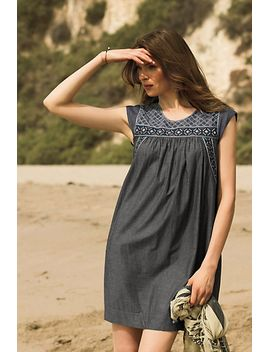 canyon-road-tunic-dress by anthropologie