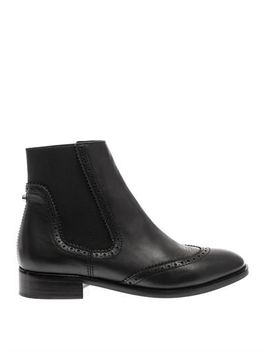 arena-leather-chelsea-boots-(201099) by balenciaga