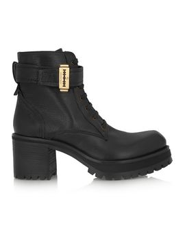 leather-ankle-boots by mcq-alexander-mcqueen