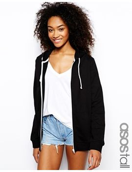 asos-tall-hoodie by asos-tall